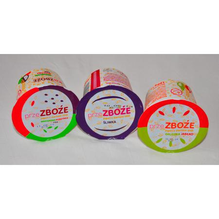 Jogurt przezboże, różne smaki marki Magda - zdjęcie nr 1 - Bangla