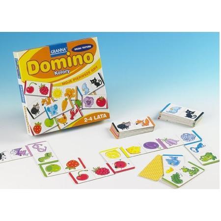 Granna - Domino - Kolory marki Granna - zdjęcie nr 1 - Bangla