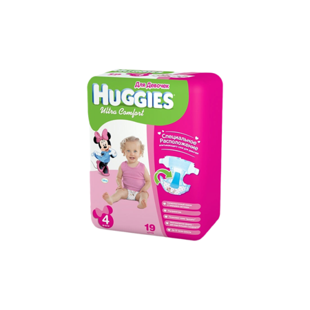 Ultra Comfort marki Huggies - zdjęcie nr 1 - Bangla