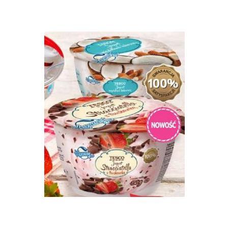 Jogurt Kremowy - różne rodzaje marki Tesco - zdjęcie nr 1 - Bangla
