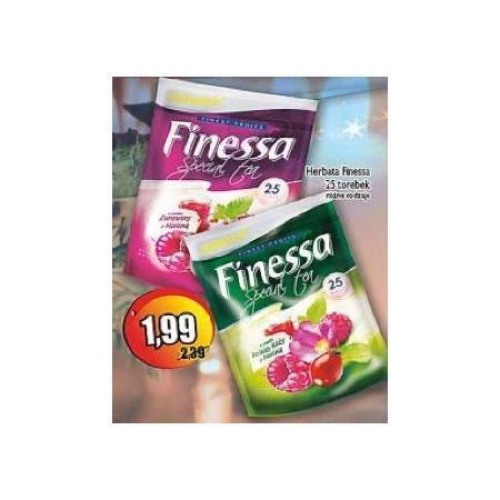 Finessa herbatka owocowa, różne smaki marki PoloMarket - zdjęcie nr 1 - Bangla