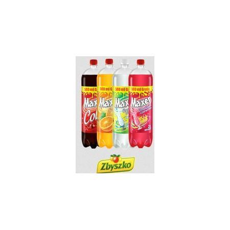 Maxer, napój gazowany - różne smaki marki Zbyszko - zdjęcie nr 1 - Bangla