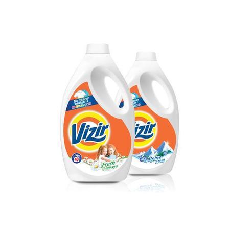 Płyn do prania - Fresh Flowers, Alpine Fresh marki Vizir - zdjęcie nr 1 - Bangla