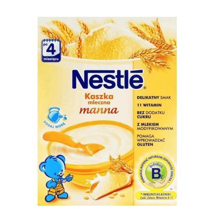 Nestle, Kaszka mleczna manna marki Kaszki Nestlé - zdjęcie nr 1 - Bangla