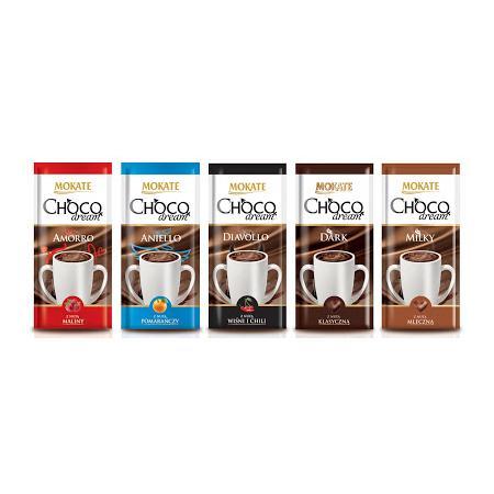 Choco Dream, różne smaki marki Mokate - zdjęcie nr 1 - Bangla