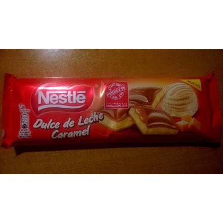 Czekolada Dulce De Leche Caramel marki Kaszki Nestlé - zdjęcie nr 1 - Bangla