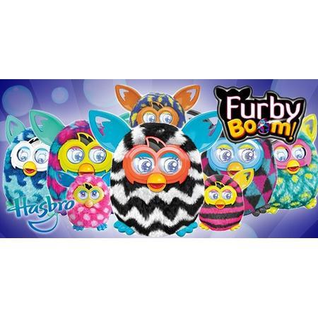 Zabawka Interaktywna Furby Boom Rozne Rodzaje Hasbro Opinie