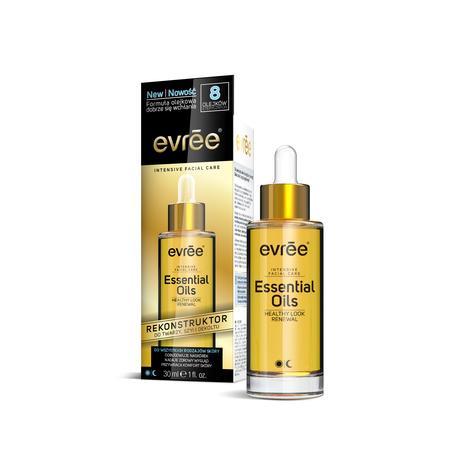 Essential Oils, Rekonstruktor do twarzy szyi i dekoltu marki Evree - zdjęcie nr 1 - Bangla