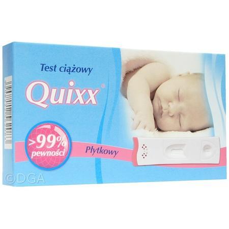 test ciążowy Quixx marki Genexo - zdjęcie nr 1 - Bangla