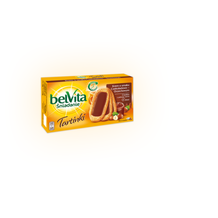 Belvita, Tartinki, Ciastka z kremem, różne rodzaje marki Mondelez/Kraft Foods Group - zdjęcie nr 1 - Bangla