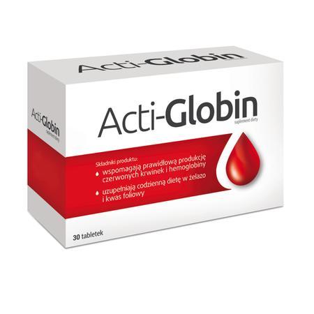 Acti-Globin marki Aflofarm - zdjęcie nr 1 - Bangla