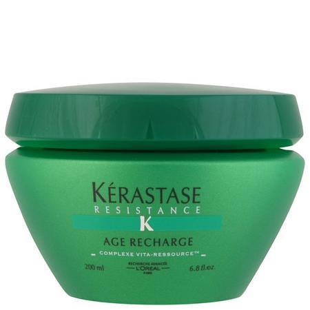 Resistance, Age Recharge Masque, Maska ujędrniająca do włosów osłabionych działaniem czasu marki Kerastase - zdjęcie nr 1 - Bangla