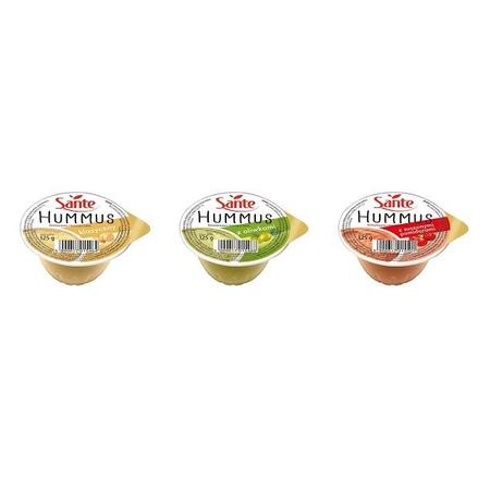 Hummus, różne rodzaje marki Sante - zdjęcie nr 1 - Bangla