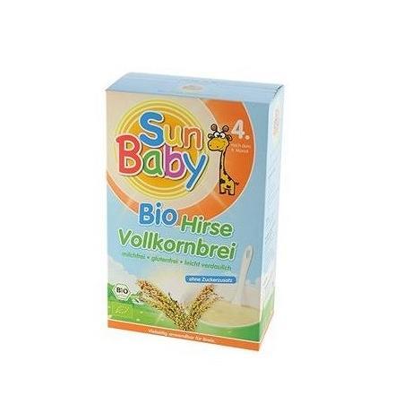 Ekologiczna kaszka jaglana BIO marki Sun Baby - zdjęcie nr 1 - Bangla