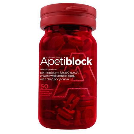 Apetiblock, musujące tabletki do ssania marki Aflofarm - zdjęcie nr 1 - Bangla