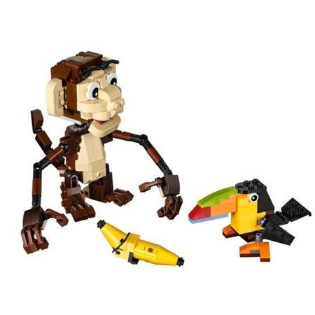 Creator, Zawadiackie zwierzęta marki Lego - zdjęcie nr 1 - Bangla