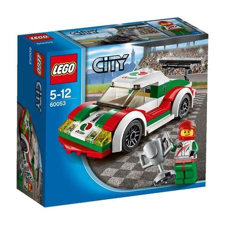 City, Samochód wyścigowy marki Lego - zdjęcie nr 1 - Bangla