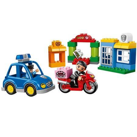 Duplo, policja marki Lego - zdjęcie nr 1 - Bangla