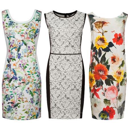Sukienki, różne modele marki Solar - zdjęcie nr 1 - Bangla