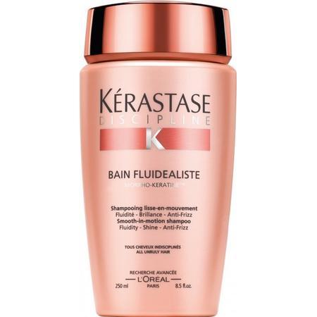 Discipline, Bain Fluidealiste, Kąpiel dyscyplinująca nadająca włosom gładkość w ruchu marki Kerastase - zdjęcie nr 1 - Bangla