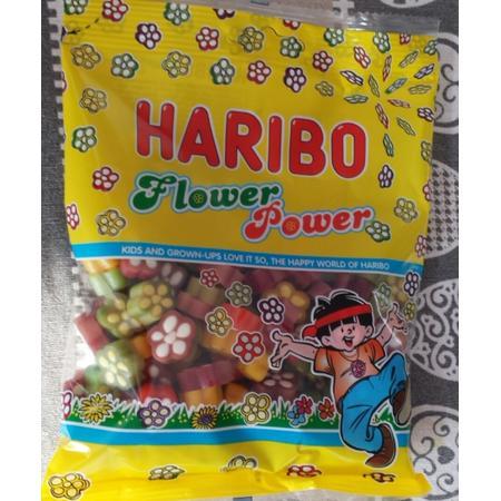 Flower Power, żelki marki Haribo - zdjęcie nr 1 - Bangla