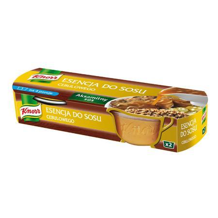 Esencje do sosów, różne rodzaje marki Knorr - zdjęcie nr 1 - Bangla