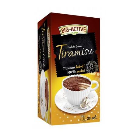 Herbata czarna Tiramisu marki Big-Active - zdjęcie nr 1 - Bangla