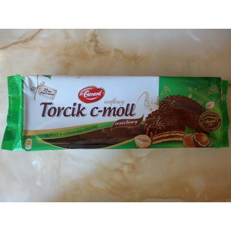 Torcik C-moll, różne smaki marki Dr Gerard - zdjęcie nr 1 - Bangla
