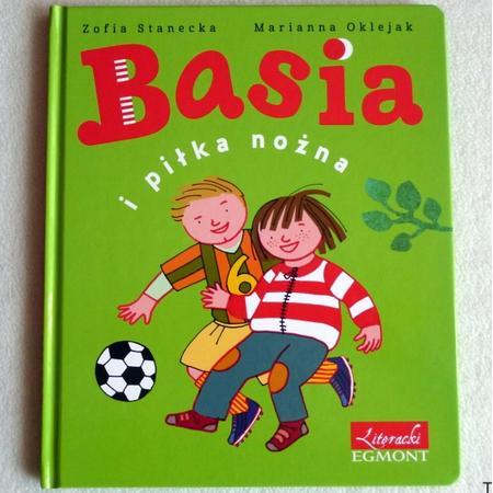 Basia i piłka nożna marki Egmont - zdjęcie nr 1 - Bangla