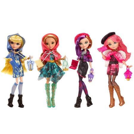 Ever After High, Lalki z kolekcji Leśna wyprawa marki Mattel - zdjęcie nr 1 - Bangla