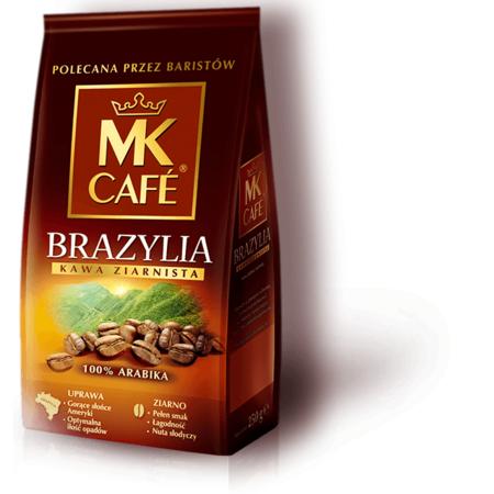 Brazylia, kawa ziarnista marki MK Cafe - zdjęcie nr 1 - Bangla
