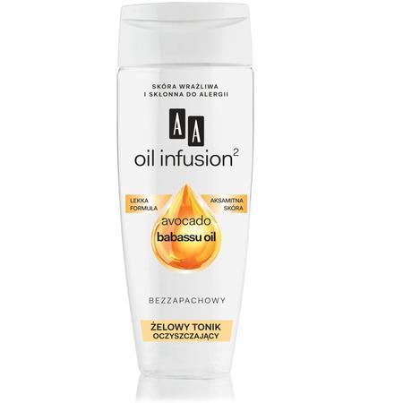 Oil Infusion2 30+, żelowy tonik oczyszczający marki AA - zdjęcie nr 1 - Bangla