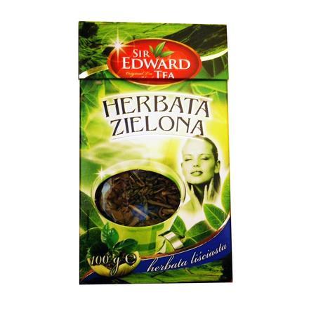 Herbata zielona, liściasta marki Sir Edward Tea - zdjęcie nr 1 - Bangla