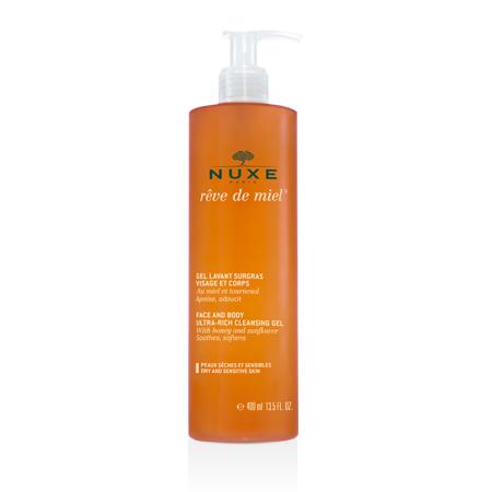 Reve de MIel, Ultrabogaty żel do mycia twarzy i ciała marki Nuxe Paris - zdjęcie nr 1 - Bangla