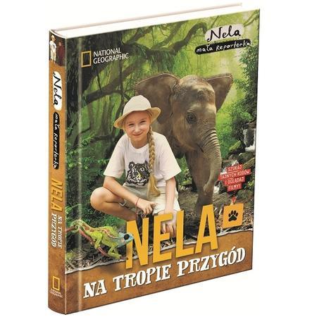 National Geographic, Nel na tropie przygód. Nel Mała Rerporteka  marki National Geographic - zdjęcie nr 1 - Bangla