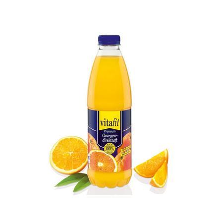 VitaFit, Premium Orangen-direktsaft, sok pomarańczowy marki Lidl - zdjęcie nr 1 - Bangla
