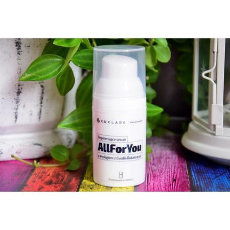 All For You, Regenerujące serum z wyciągiem z Evodia Rutaecarpa marki Enklare Natural Cosmetics - zdjęcie nr 1 - Bangla