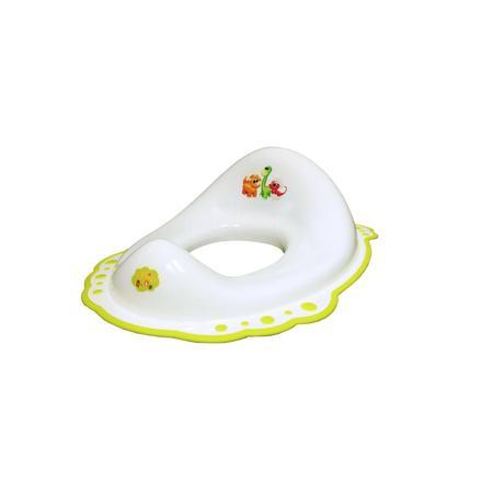 Maltex Baby, Nakładka na deskę sedesową z gumkami antypoślizgowymi z kolekcji DINO marki Maltex Sp. z o.o. - zdjęcie nr 1 - Bangla