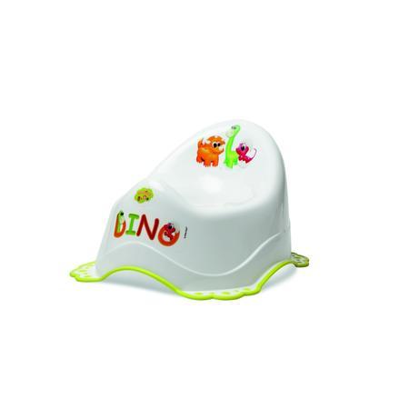 Maltex Baby, Nocnik z gumkami antypoślizgowymi z kolekcji DINO marki Maltex Sp. z o.o. - zdjęcie nr 1 - Bangla