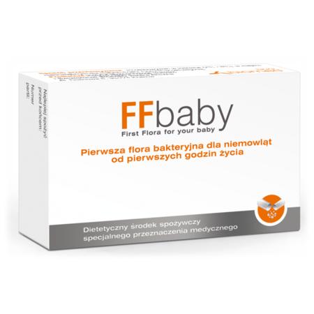 FFbaby, pierwsza flora bakteryjna, dietetyczny środek spożywczy marki Biomed Kraków - zdjęcie nr 1 - Bangla