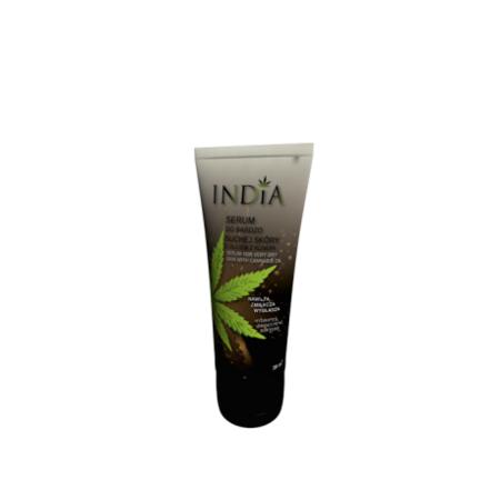 Serum do bardzo suchej skóry z olejem z konopii marki India Cosmetics - zdjęcie nr 1 - Bangla
