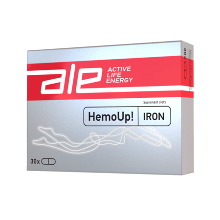 HemoUp, kapsułki marki ALE - zdjęcie nr 1 - Bangla