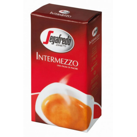 Segafredo Intermezzo, Kawa mielona marki Segafredo Zanetti Poland Sp. z o.o. - zdjęcie nr 1 - Bangla