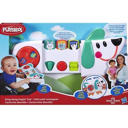 Mobilny jamniczek, zabawka edukacyjna marki Playskool - zdjęcie nr 1 - Bangla