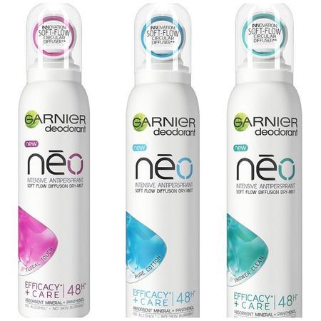 Neo dry-mist, Antyperspirant/ deodorant marki Garnier - zdjęcie nr 1 - Bangla