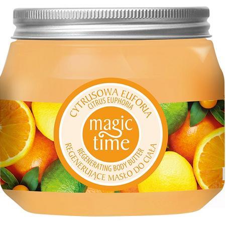 Magic Time, Regeneracyjne masło do ciała Cytrusowa Euforia marki Farmona - zdjęcie nr 1 - Bangla