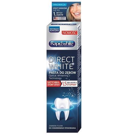 Tooth Whitening, Pasta wybielająca do zębów marki Rapid White - zdjęcie nr 1 - Bangla