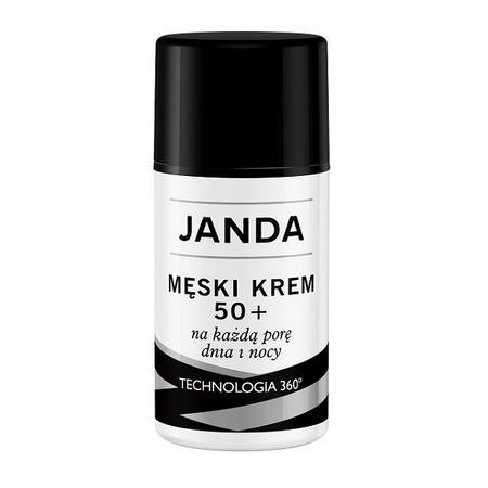 Janda, Męski krem 50+ na każdą porę dnia i nocy marki Krystyna Janda Sp. z o.o. - zdjęcie nr 1 - Bangla