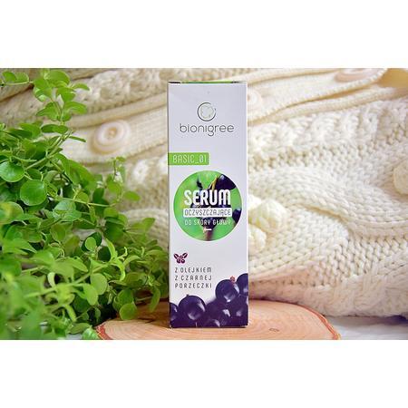 serum oczyszczające, Serum oczyszczające do skóry głowy marki Bionigree - zdjęcie nr 1 - Bangla