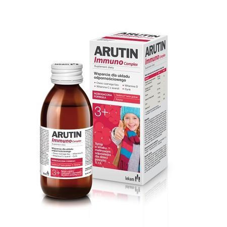 Arutin Immuno Complex, Syrop marki Lekam - zdjęcie nr 1 - Bangla
